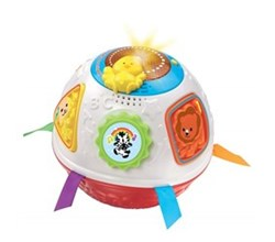Vtech Toys 3  Months vtech light and move learning ball
