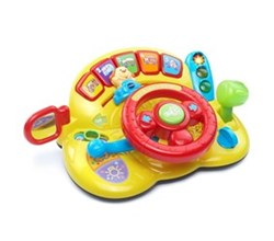 Vtech Toys 3  Months vtech turn and learn driver