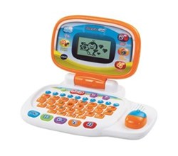VTech Learning PCs vtech tote and go laptop orange