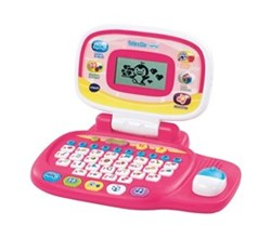 VTech Learning PCs vtech tote and go laptop pink