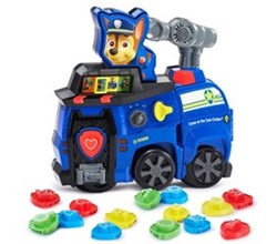 Vtech Toys Paw Patrol vtech chase on the case cruiser