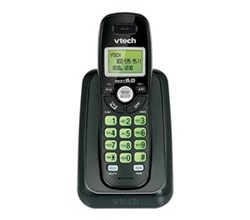VTech 1 Handset Wall Phones   vtech va17141bk
