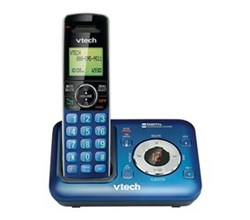 VTech 1 Handset Wall Phones   vtech cs6429 15