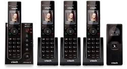 Wall Mountable Phones VTech is7121 2 and 2 IS7101