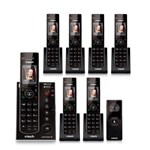 VTech IS7121-2 (5) IS7101 7 Handset Cordless Video Phone