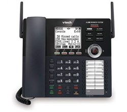 View All Analog Phone System Bundles vtech am18447 main console