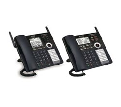 View All Analog Phone System Bundles vtech am18447 small business office bundle plus 1 am18247