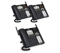 View All Analog Phone System Bundles vtech am18447 small business office bundle plus 2 am18247