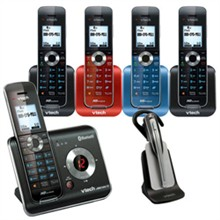5 Plus Handsets Phones with an Answering Machine VTech ds6472 6
