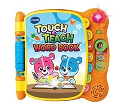 Vtech Toys View All vtech touch and teach word book 80 141600