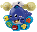 VTech Toys 80-146000 VTech Sing And Learn Bubbles Whale