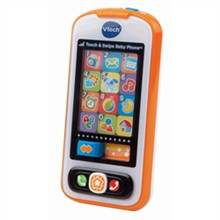 Vtech Toys View All vtech touch and swipe baby phone 80 146100