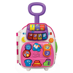 VTech Toys 80-147000 VTech Roll And Learn Activity Suitcase 64174-5
