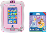 Vtech Toys 80-157850 + (1) 80-230200-N Vtech Learning Tablet + Free In