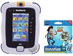 Vtech Toys 80-157800 + (1) 80-230000 Vtech Learning Tablet + Free Inno