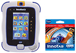 Vtech Toys 80-157800 + (1) 80-232300 Vtech Learning Tablet + Free Inno