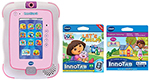 .Vtech Toys 80-157850 + (1) 80-230600 + (1) 80-232100 Vtech Learning Ta.Electronics>Kids Stuff>InnoTAB