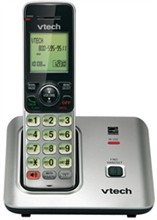VTech 1 Handset Wall Phones   VTech cs6619