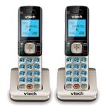 VTech DS6701-(2 Pack) Additional Handset 89906-5