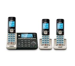 VTech Cordless Wall Mountable Phones   VTech ds6751 3