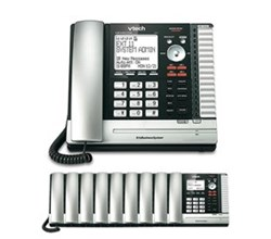 VTech Corded/Cordless Wall Mountable Phones   VTech up416 9