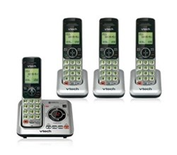 VTech Cordless Wall Mountable Phones   vetch cs6629 3 CS6609