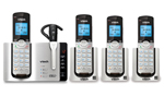 VTech DS6671-3 (2) DS6071 4 Handsets Cordless Phone