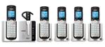 VTech DS6671-3 (3) DS6071 5 Handsets Cordless Phone