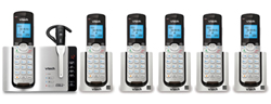 VTech DECT 6.0 Cordless Phones VTech ds6671 3 4 ds6071