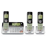 VTech CS6859-2 (1) CS6709 3 Handsets Cordless Phone