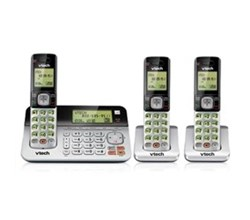 VTech three handset phones VTech cs6859 2 1 cs6709